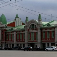 Краеведческий  музей :: Анастасия Танакова