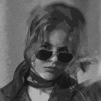 портрет неизвестной :: Владимир Безгрешнов