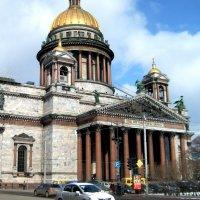 Исаакиевский собор. :: Ирина Пинчукова