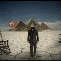 Пустынная жизнь :: Макс Сыромятов