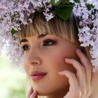 Девушка-Весна :: Светлана Пекшева