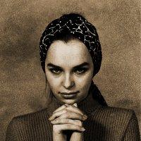 портрет Т. :: Владимир Безгрешнов