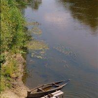 на Навле-реке :: Владимир Безгрешнов