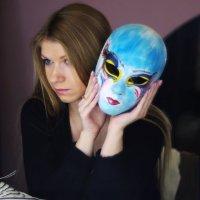 отбрасывая маски :: Татьяна Грибановская