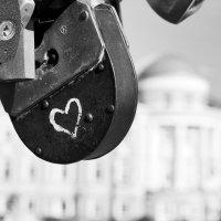 сердце на замок :: Юлия Халяпина