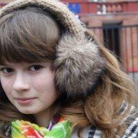 подруга :: Даша Бурмистрова