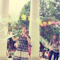 Вот это пузырь! :: Анатолий Гриценко