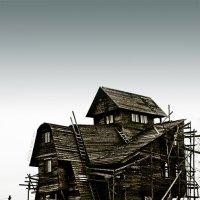 Деревянная многоэтажка :: Виктор Бойко