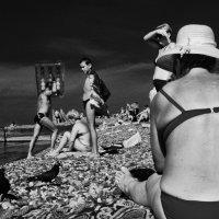 Пляж как сцена 9 :: Михаил Малышев