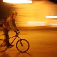 ночной гонщик :: Наташа Барова