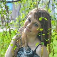 Портрет у дерева :: Женя Рыжов