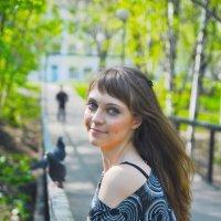 Мостик :: Женя Рыжов