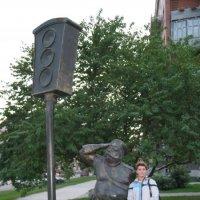 памятник первому светофору :: ИГОРЬ МОСКАЛЕВ