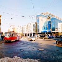 Трамвайные окольные тропы :: Михаил Стулов