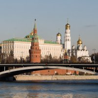 Москва :: Михаил Ворожцов