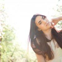 юная девушка Лиза... :: Наташа Домино