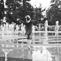 Танец с водой :: Владимир Торопов