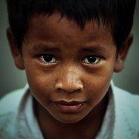 cambodian boy :: Роман Шаленкин