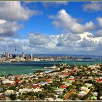 Окленд (Новая Зеландия) :: Евгений Печенин