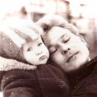 Фото сделанное моей мамой...в далеком 1993 :: Екатерина Тарасова