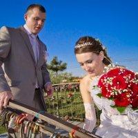 Свадьба в Анапе :: Ирина Шимановская
