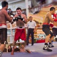 Это бокс :: Oleg Sharafutdinov