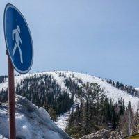 Переход через гору Зелёную :: Павел Гусев