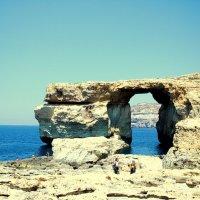 окно в Европу, остров Гозо, Мальта :: Юлия Трухнина