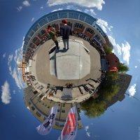 Скейт парк на НГТУ :: Геннадий Данилкин