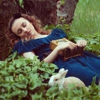 Алиса в стране чудес I :: Эрик Нейман