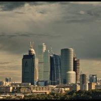 Москва сити :: Евгений Коркин