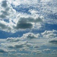 Красивое небо.. :: Александр Герасенков