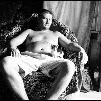 в кресле :: Александр Кузнецов