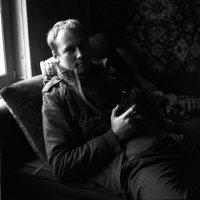 в бане :: Александр Кузнецов