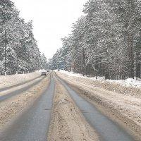 Такой я вижу дорогу... :: Александр Герасенков