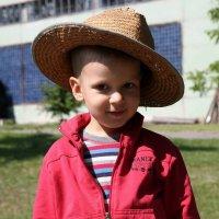 В шляпе :: Леонид Дудко