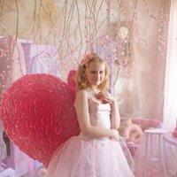 Весенний Ангел :: Анна Жигирева