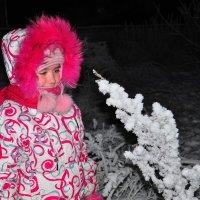 холодно :: Людмила Красникова