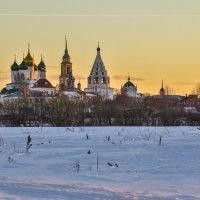 Вид на древнюю Коломну. :: Igor Yakovlev