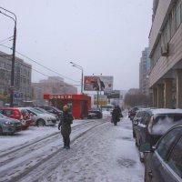 Москва весенняя. :: Яков Реймер