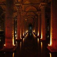 Цистерна-Базилика, Стамбул :: галина северинова