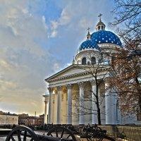 Троице-Измайловский собор г. СПб. :: Анна Тихомирова