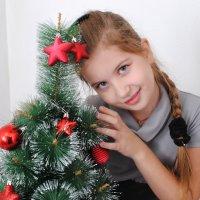 елка :: Людмила Красникова