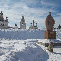 разделе Михайло-Архангельский монастырь :: Екатерина Рябцева