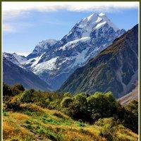 Гора Кука - трамплин на Эверест :: Евгений Печенин
