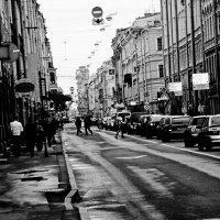 около сенной.. :: Валентина Потулова