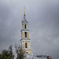 Церковь Апостола Иоанна Богослова :: Екатерина Рябцева