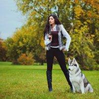 Диана и Майя :: Марта Май