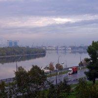 Московское утро :: Светлана Андреева