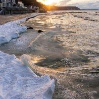 Ледяная волна :: Татьяна Рутковская
